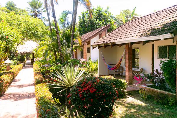 Hotel Bungalows in Puerto Viejo Costa Rica